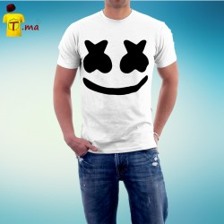 Tshirt homme Marshmallow