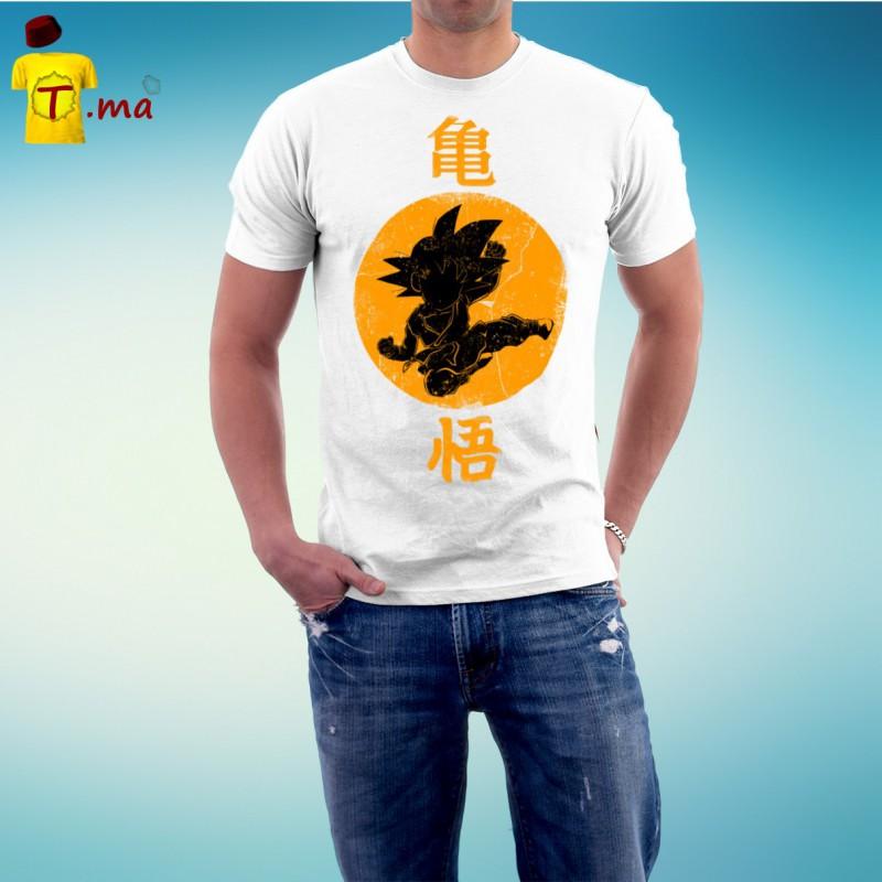 Tshirt homme Goku
