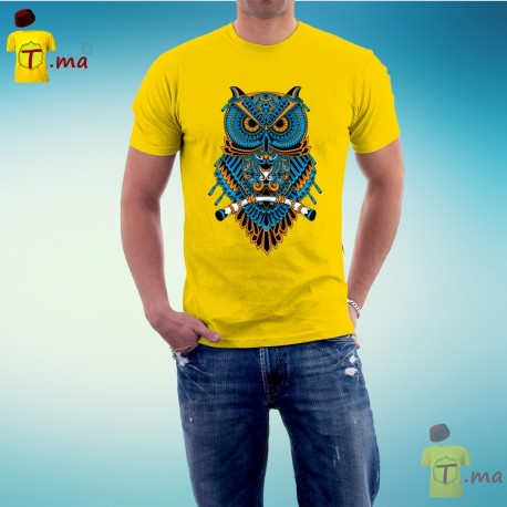 Tshirt homme Chief Owl