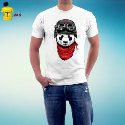 Tshirt homme Pilot Panda