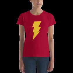 Tshirt Femme Shazam