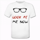 Tshirt Homme Look at me now Chris Brown
