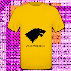 Tshirt Valar Morghulis
