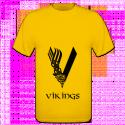 Tshirt Vikings