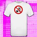Tshirt homme Ramadan No eating and smoking