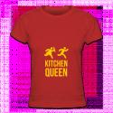 Tshirt Kitchen Queen pour femmes