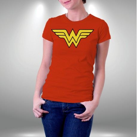 Tshirt Wonder Woman