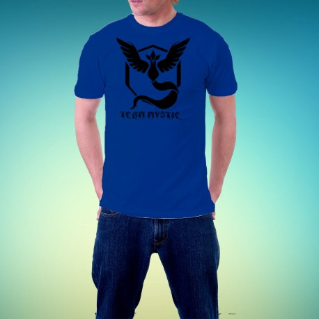 Tshirt homme Pokemon Go Team Mystic