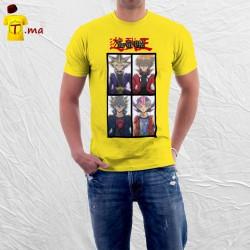 Tshirt homme Yo-gi-oh