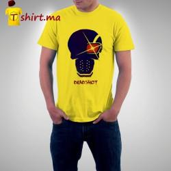 Tshirt homme Suicide Squad Deadshot