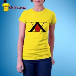 Tshirt femme Hunter X Hunter
