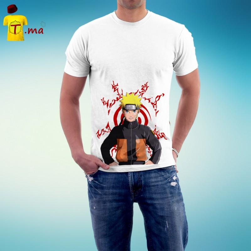 Tshirt homme Naruto