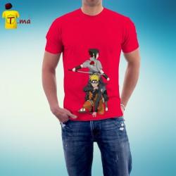 Tshirt homme Naruto Sasuke