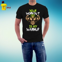 Tshirt homme Goku training