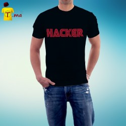 Tshirt homme Mr Hacker