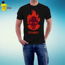 Tshirt homme Diablo
