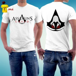 Tshirt homme Gamers Assassin's Creed