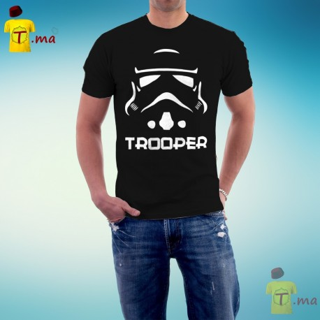 Tshirt homme Trooper