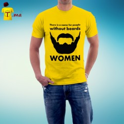 Tshirt homme No beard