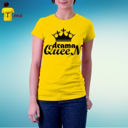 Tshirt femme Drama Queen