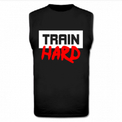 Débardeur train hard