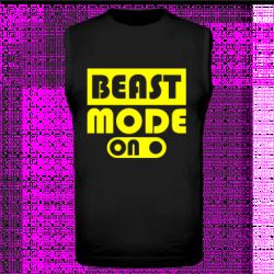 Débardeur Beast Mode On Homme
