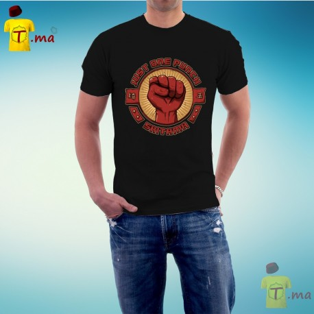 Tshirt homme One Punch Man