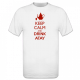 Tshirt homme keep calm and drink atay