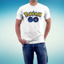 Tshirt homme Pokemon GO
