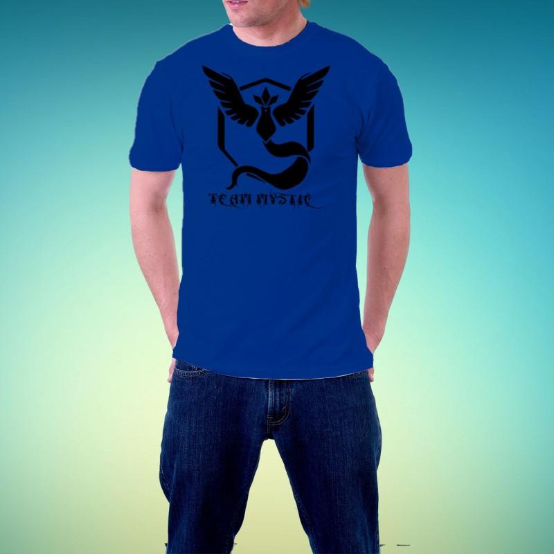 Tshirt homme Pokemon Go Team Mystic
