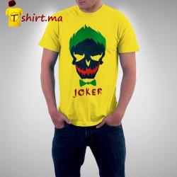 Tshirt homme Suicide squad Joker