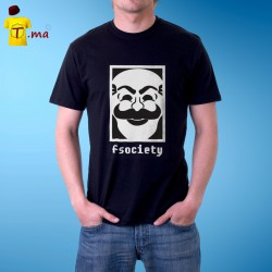 Tshirt homme Mr Robot