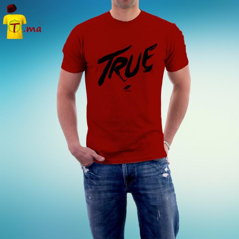 Tshirt homme True Avicii