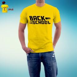 Tshirt homme Back to School