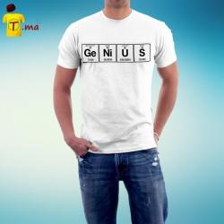 Tshirt homme Genius