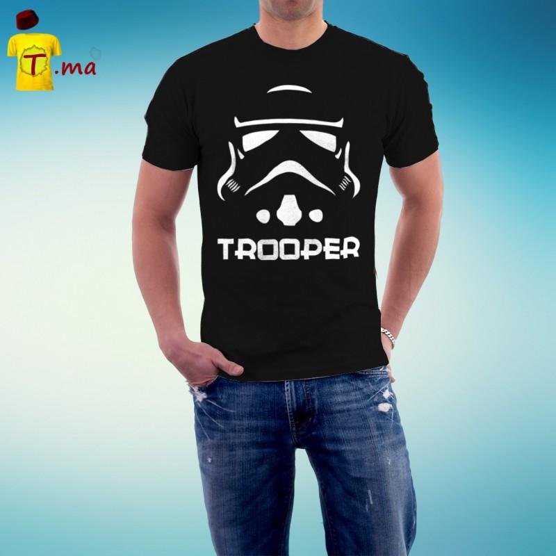 Tshirt homme Trooper