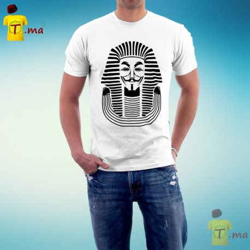 Tshirt homme Vendetta Pharaon