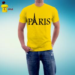 Tshirt homme Paris