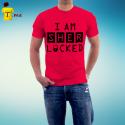 Tshirt homme I am Sherlocked