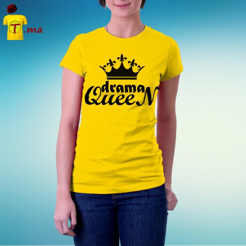 Tshirt Drama queen